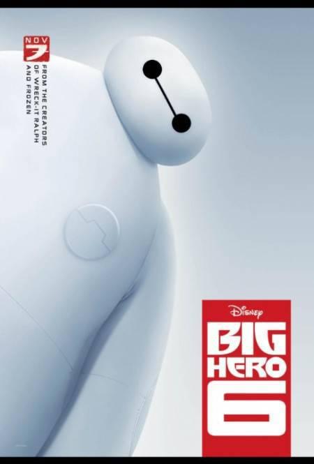 Big Hero 6 2014 HDCAM NEW SOURCE XviD AC3 ACAB