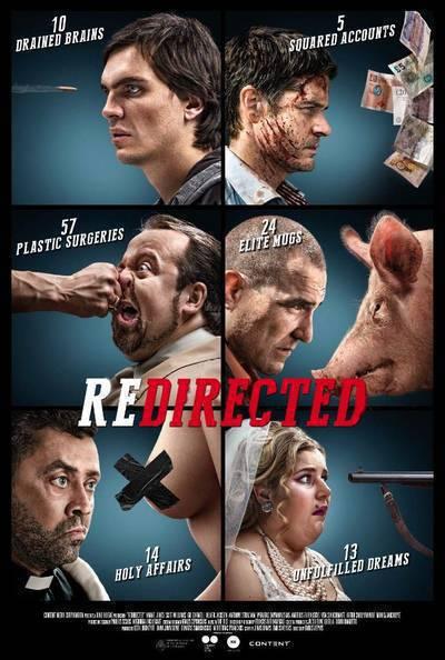 Redirected (2014) 720p WEB-DL DD5.1 H264-RARBG