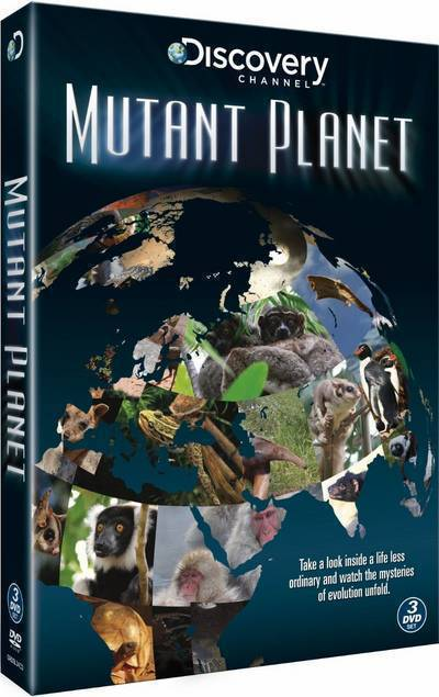Discovery Channel - Mutant Planet: Series 1 6of6 Japan (2013) 720p HDTV x264 AAC-MVGroup