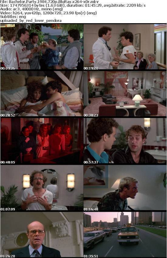 Bachelor Party 1984 720p BluRay x264-x0r