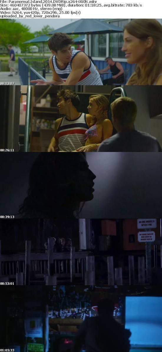 Paranormal Island 2014 DVDRip x264-iXi0N