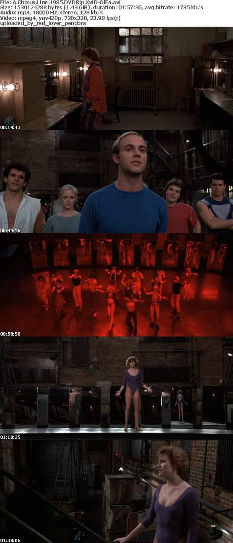A Chorus Line 1985 DVDRip XviD-OlFa