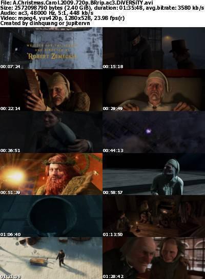 A Christmas Carol (2009) 720p BRRip AC3-DiVERSiTY