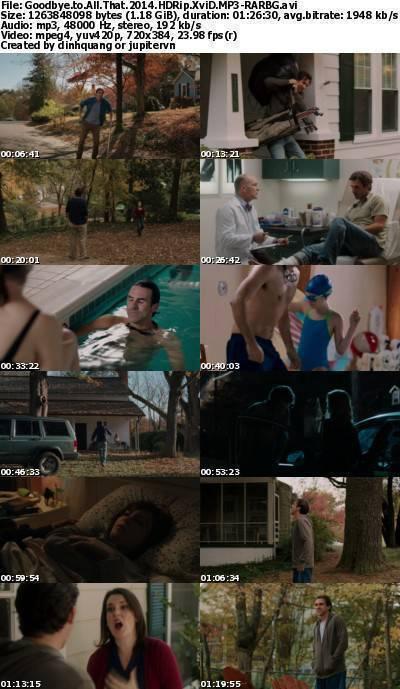 Goodbye to All That (2014) HDRip XviD MP3-RARBG
