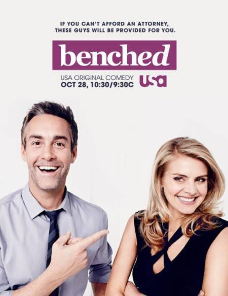 Benched S01E10 HDTV x264-LOL