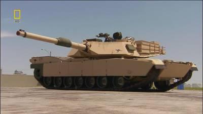 National Geographic - Megafactories S01E02 M1-Tanks (2006) HDTV XviD-OTV