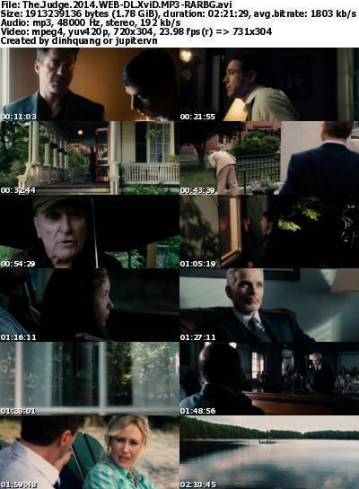 The Judge (2014) WEB-DL XviD MP3-RARBG