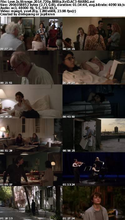 Love Is Strange (2014) 720p BRRip XviD AC3-RARBG