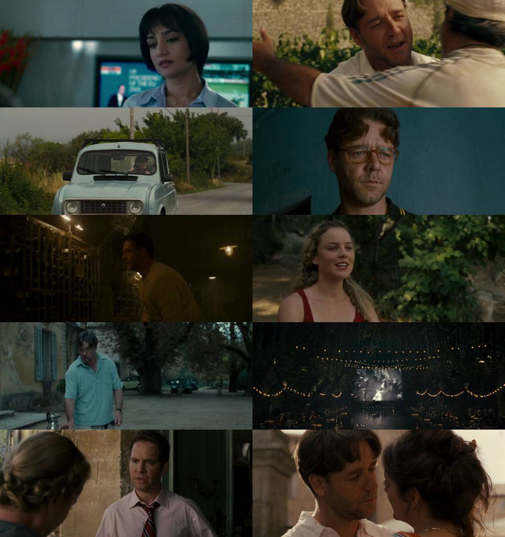 A Good Year (2006) 720p BRRip x264-YIFY