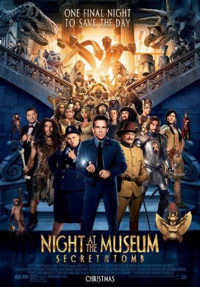 Night at the Museum: Secret of the Tomb (2014) READNFO TS XviD MP3-ACAB