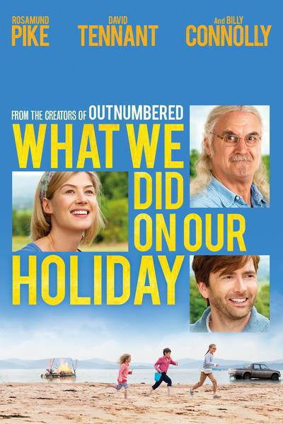 What We Did on Our Holiday (2014) BRRip XviD AC3-RARBG