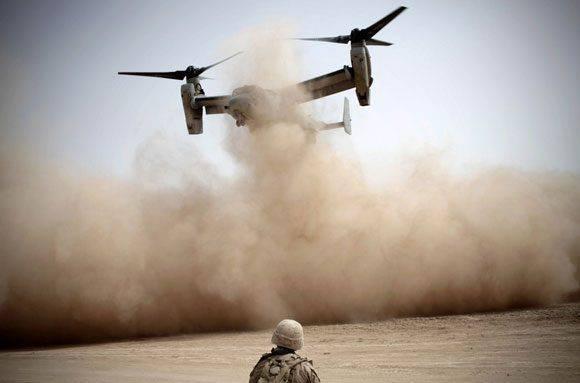 Zdjęcia z wojny w Afganistanie 124