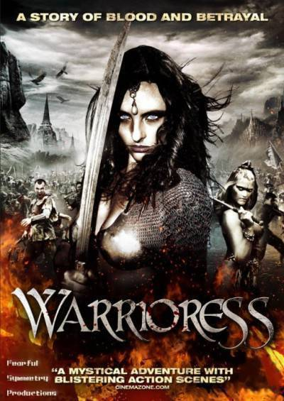 Warrioress (2011) 480p BRRip x264-mSD - (Antonhyip)