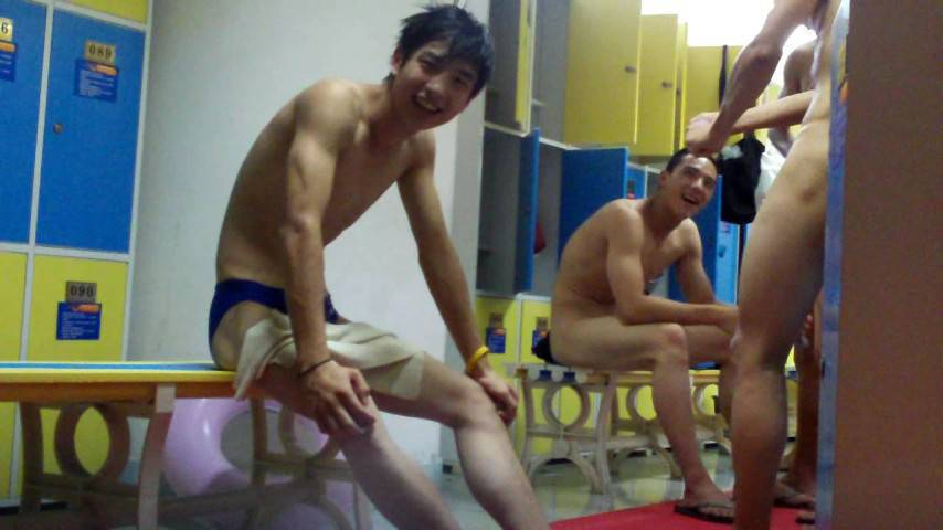 Chinese Boys Spy Cam