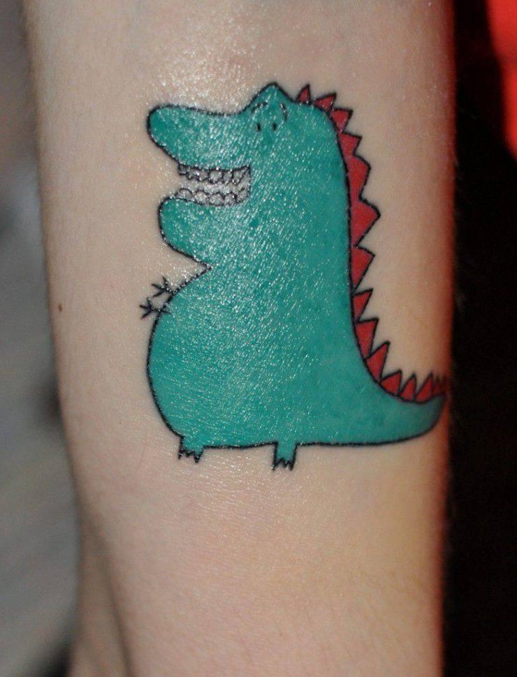 Oryginalne tatuaże #2 69