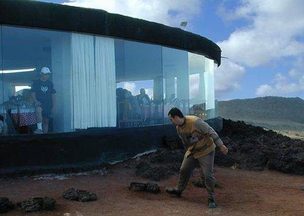 Restauracja na szczycie wulkanu 2