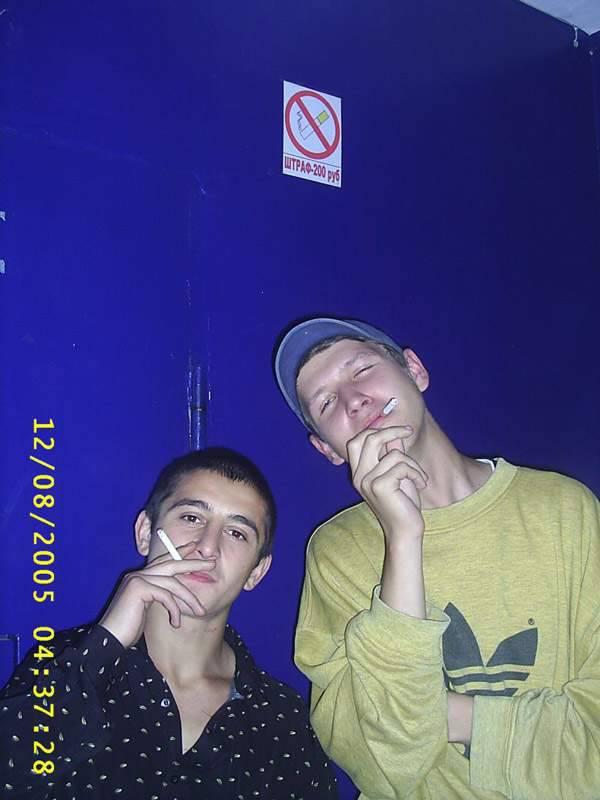 Na rosyjskiej dyskotece 15
