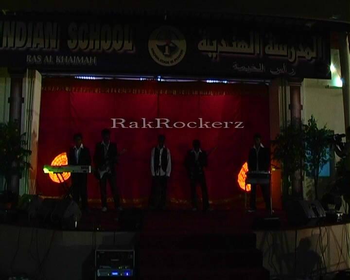 RakRockerz -First live performance 2096888cacc657f163e558b1c542510928b6f91
