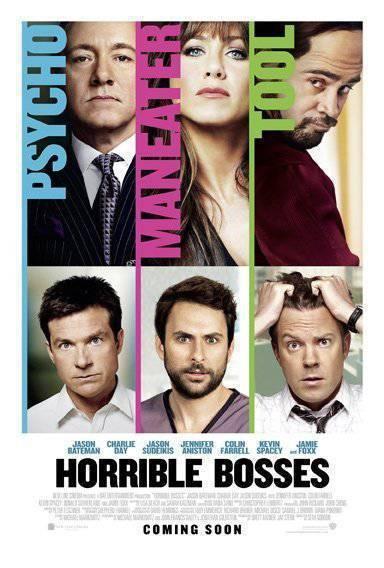 Horrible Bosses (2011) Extended Cut BDRip x264-EXViDi