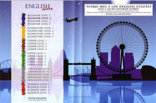 English Today (2009) (26DVD) - Bộ đĩa học tiếng anh giao tiếp hiệu quả