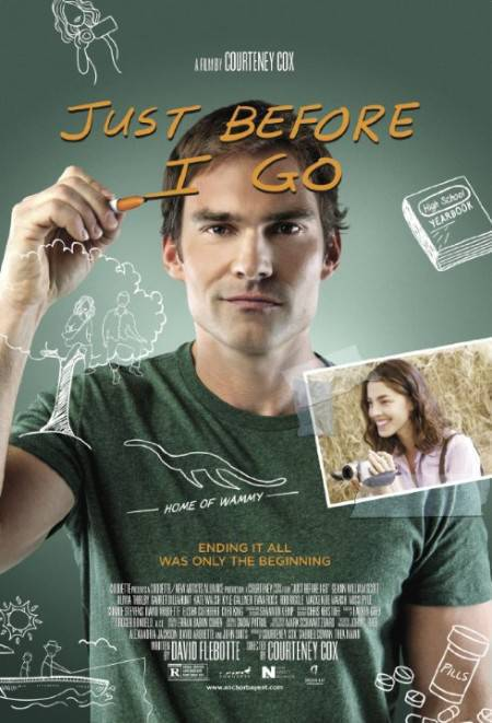 Just Before I Go (2014) HDRip x264 AC3-iFT
