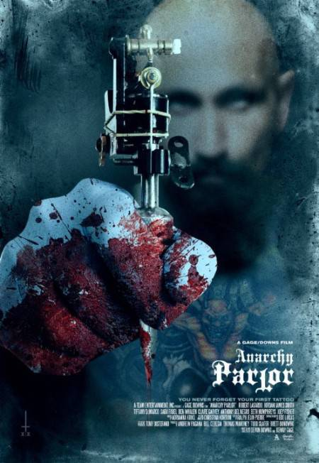 Anarchy Parlor (2015) HDRip XviD AC3-EVO