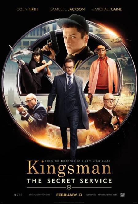 Kingsman The Secret Service 2014 720p WEBRIP x264 AC3-MAJESTiC