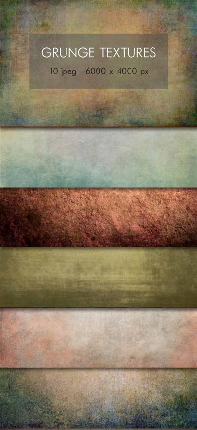 Grunge Textures Pack 54