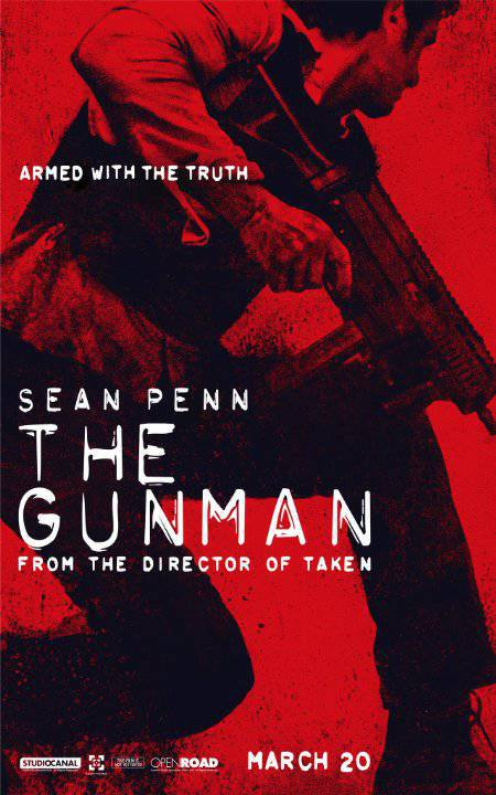 The Gunman 2015 BRRip XViD AC3-GLY