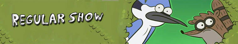 Regular Show S07E01 Dumptown USA XviD-AFG