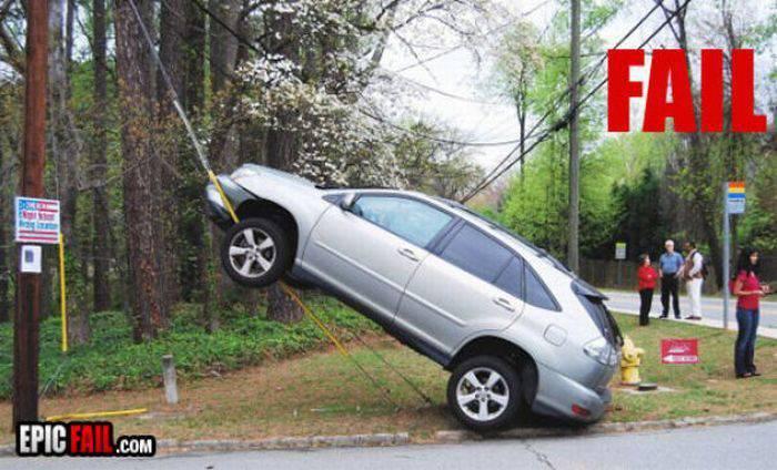 Nietypowe wypadki drogowe 34