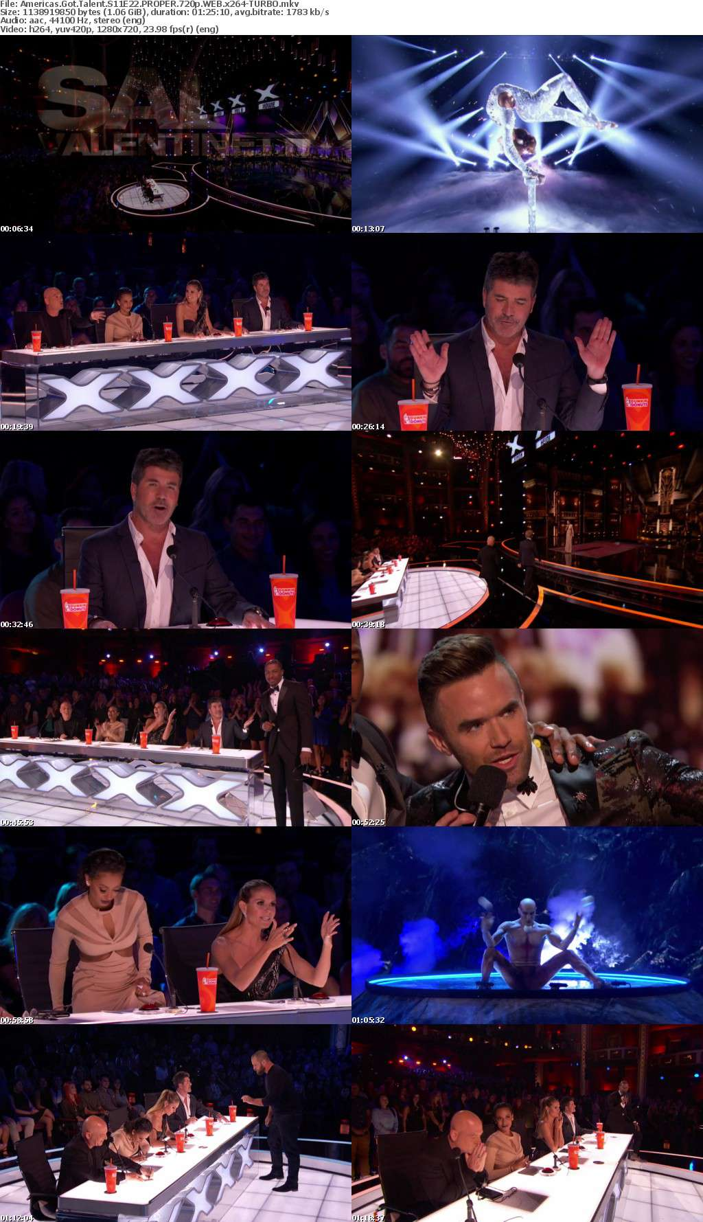 Americas Got Talent S11E22 PROPER 720p WEB x264-TURBO