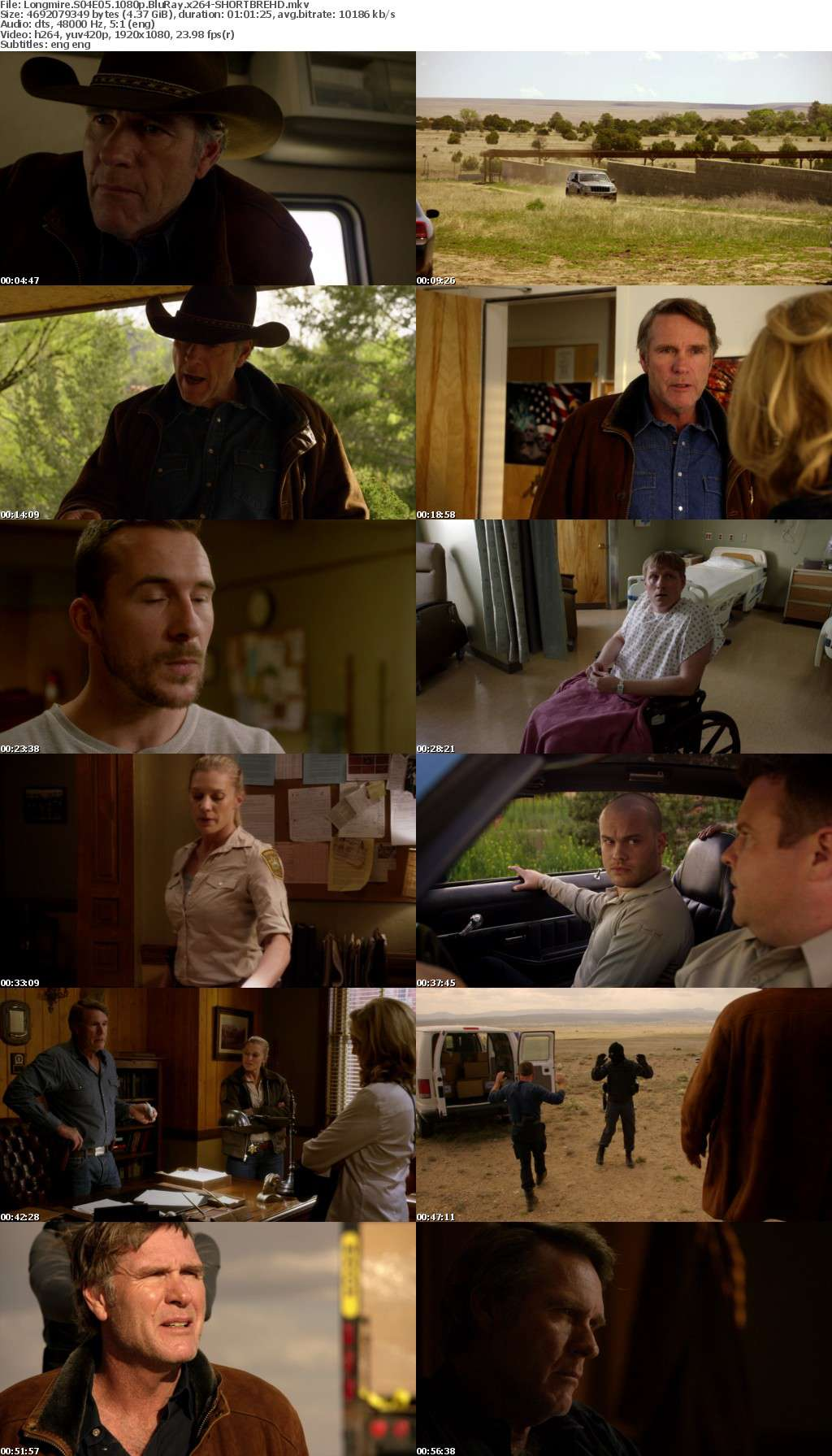 Longmire S04 1080p BluRay x264