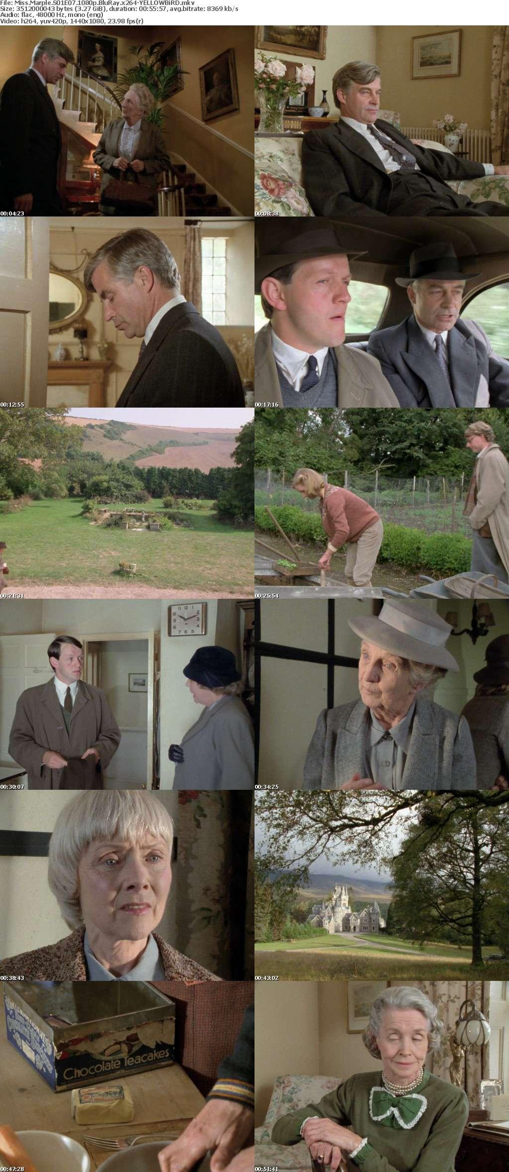 Miss Marple S01 1080p BluRay x264