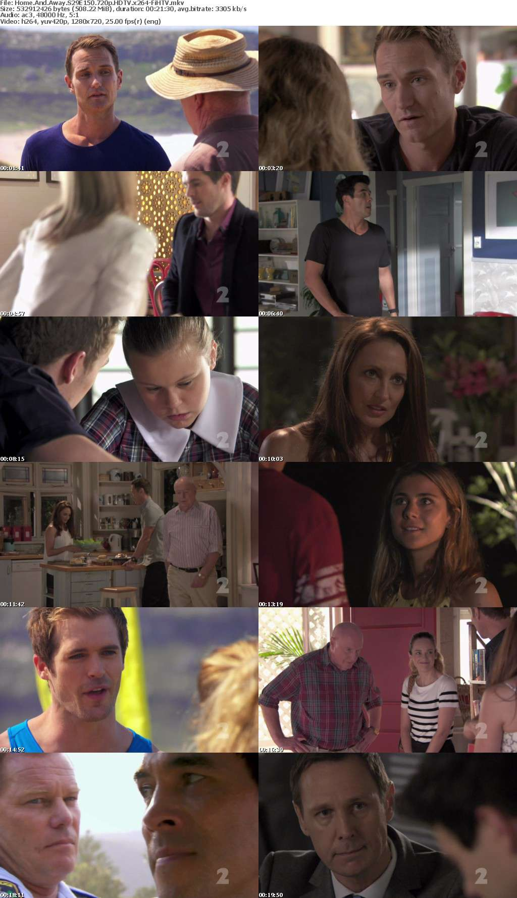 Home And Away S29E150 720p HDTV x264-FiHTV