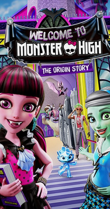 Monster High Welcome To Monster 2016 DVDRip XviD-EVO