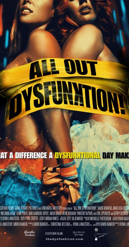 All Out Dysfunktion 2016 HDRip XViD ETRG