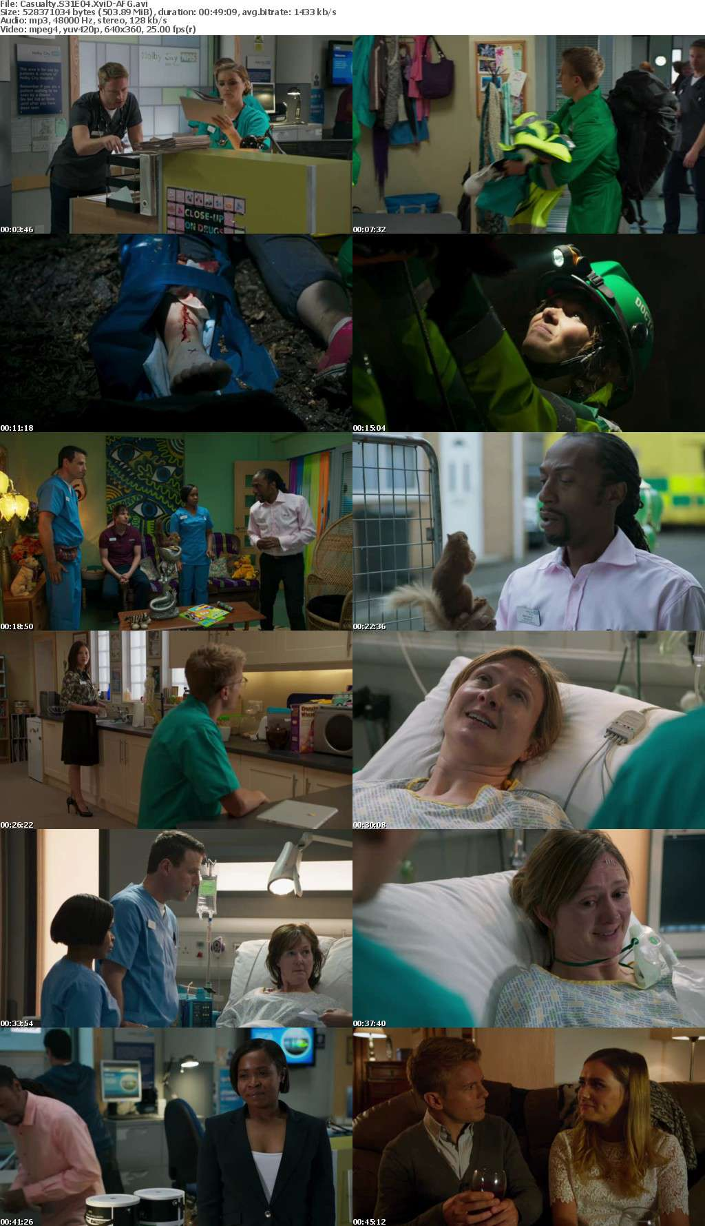 Casualty S31E04 XviD-AFG