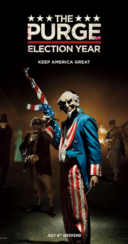 The Purge Election Year 2016 720p WEB-DL H264 AC3-EVO