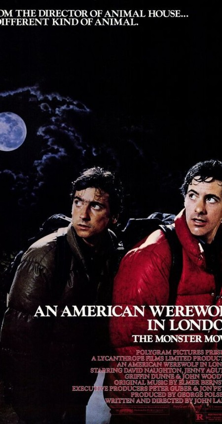 An American Werewolf in London 1981 REMASTERED 720p BluRay x264-SiNNERS