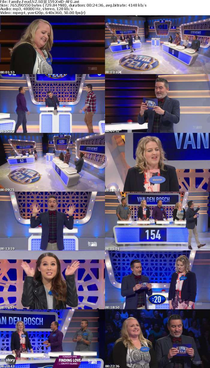Family Feud NZ S01E159 XviD-AFG