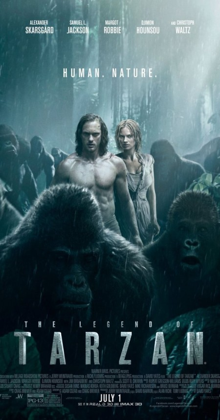 The Legend of Tarzan 2016 720p BRRip x264 AAC ETRG