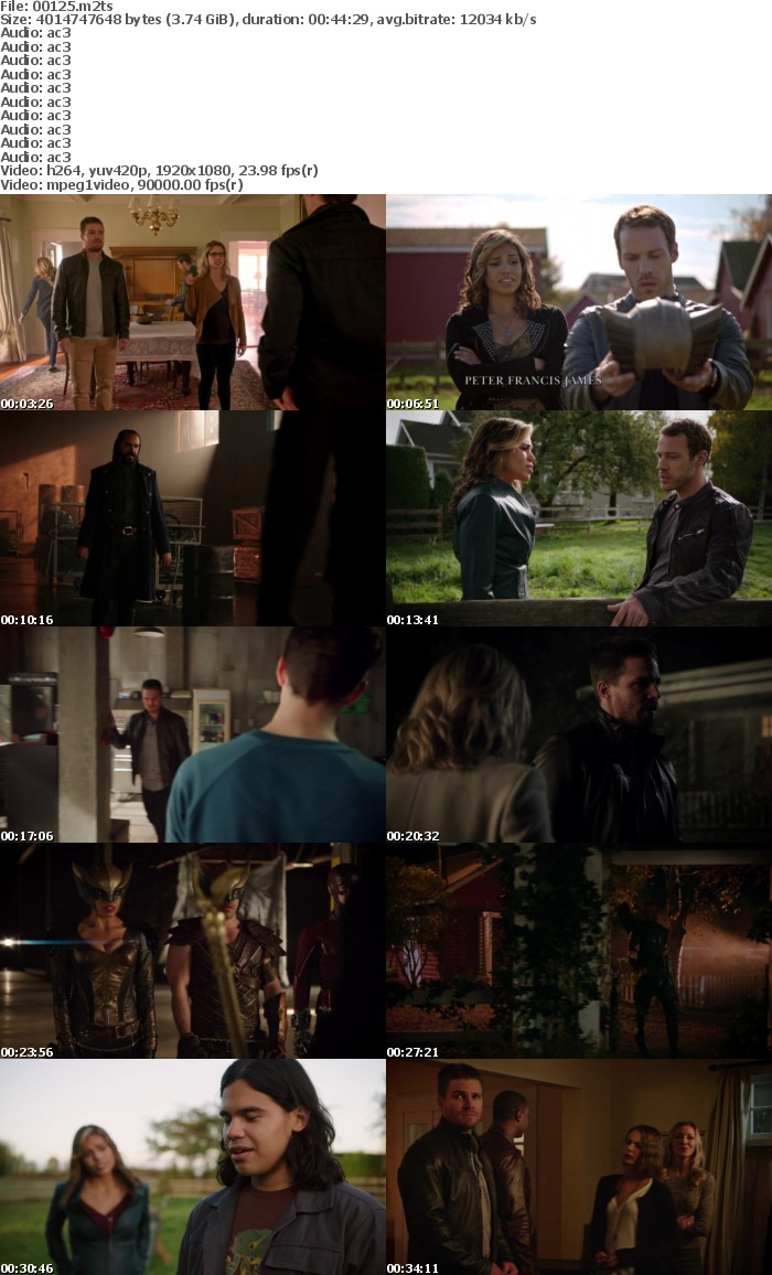 Arrow S04 D02 BD25 Re-Encoded 1080p Blu-ray AVC DTS-HD MA 5 1-SLHD