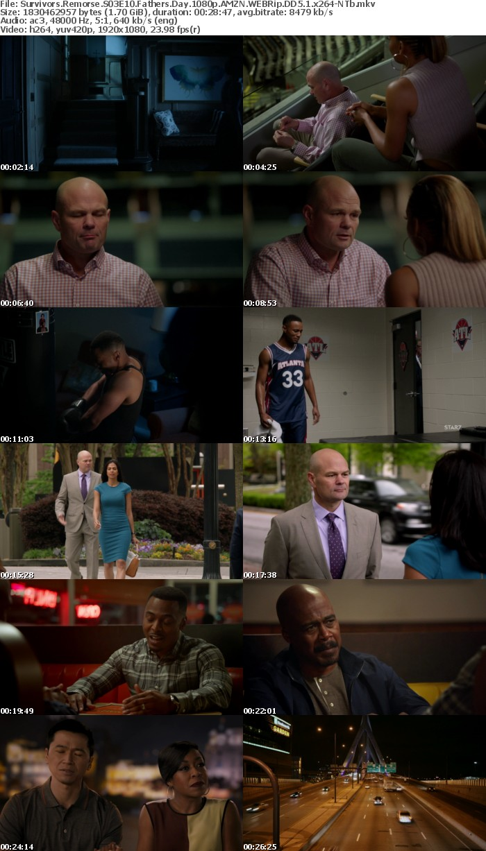 Survivors Remorse S03E10 Fathers Day 1080p AMZN WEBRip DD5 1 x264-NTb
