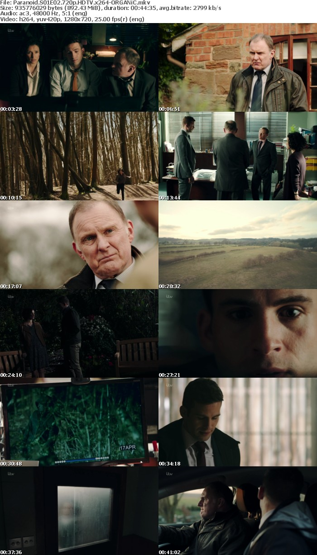 Paranoid S01E02 720p HDTV x264-ORGANiC