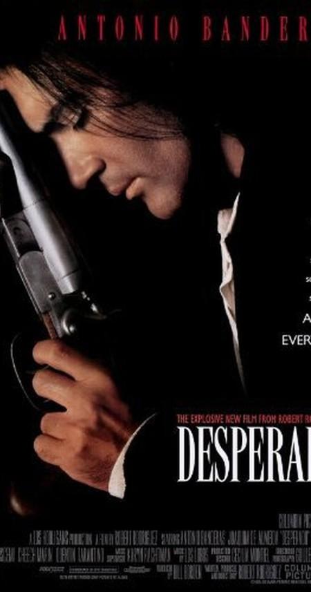 Desperado El Mariachi 1995 1080p Blu-ray AVC DTS-HD 5 0