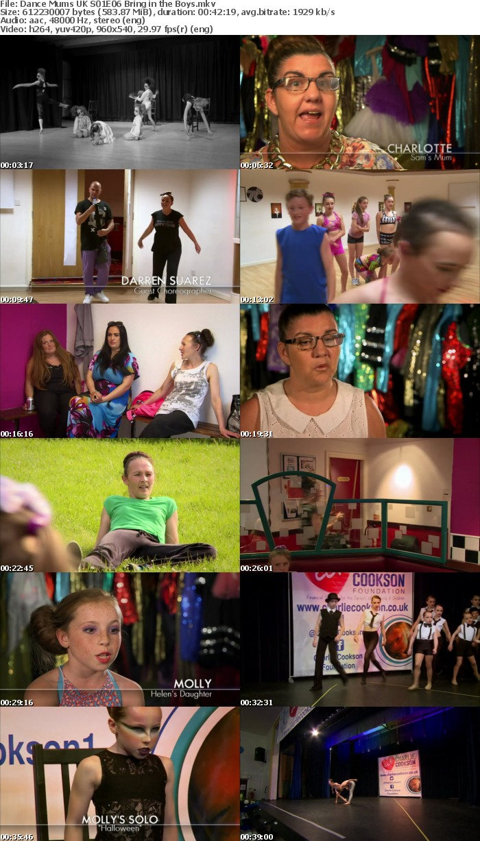 Dance Mums UK S01E06 Bring In The Boys WEB h264-WaLMaRT