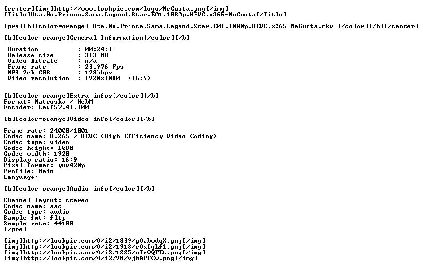 Uta No Prince Sama Legend Star E01 1080p HEVC x265-MeGusta