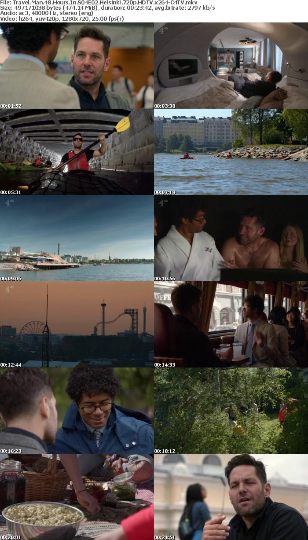 Travel Man 48 Hours In S04E02 Helsinki 720p HDTV x264-C4TV