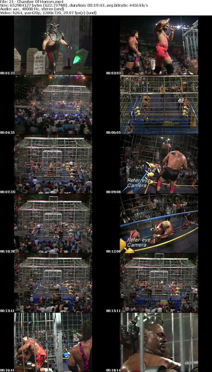 WWE Network Collection Gravest Matches Ever 720p WEB h264-HEEL